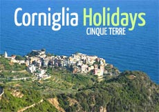 Corniglia Holiday apartments